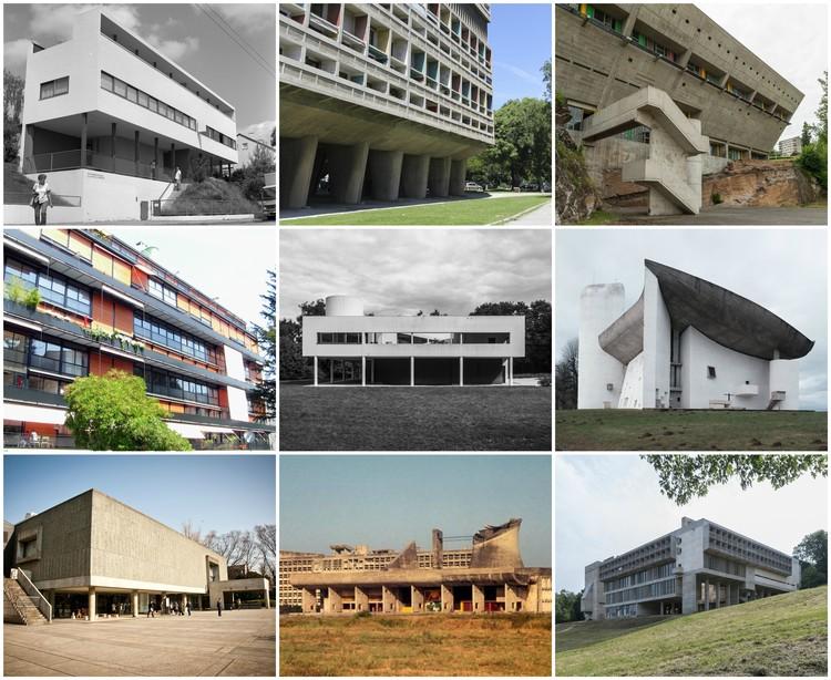 17 proyectos de Le Corbusier ahora son Patrimonio de la Humanidad de la UNESCO