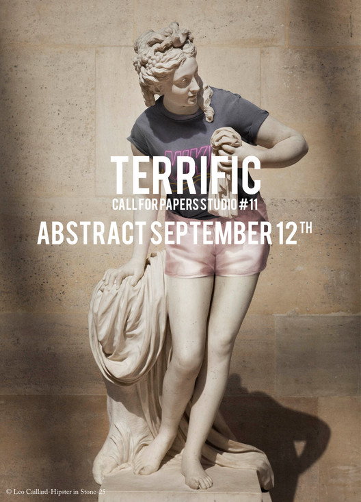 Call for Papers: STUDIO#11 TERRIFIC , Leo Caillard_Hipster in Stone 25