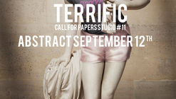 Call for Papers: STUDIO#11 TERRIFIC