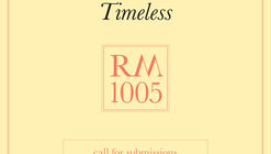 Call for Submissions: RM 1005: Timeless
