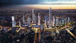 SOM presenta plan maestro para transformar la principal estación de trenes de Filadelfia