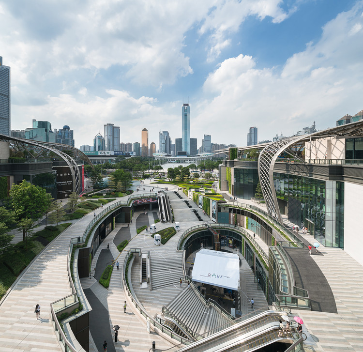 Parc Central Benoy Archdaily