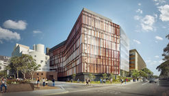 Woods Bagot Designs Butterfly-Inspired Biological Sciences Building at the University of New South Wales