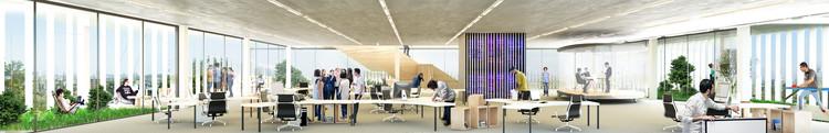 Cortesía de Alric Galindez Arquitectos, F9studio, Marantz Arquitectura