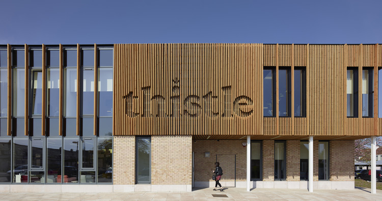 Thistle 3dreid archdaily for Commercial building design software