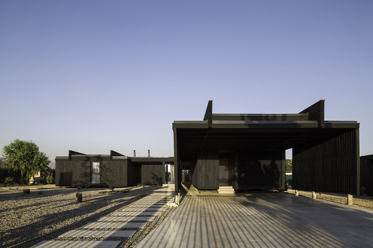 TH House / SUN arquitectos, © Nico Saieh