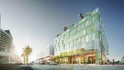 Perkins+Will Designs Miami Beach 'Glass Prism'