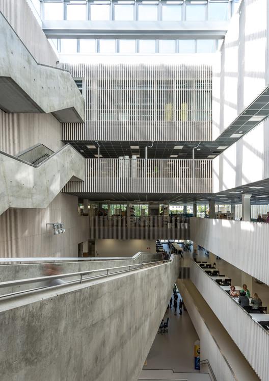 Centro cultural y del conocimiento KRONA / Mecanoo + CODE: arkitektur, © Mecanoo