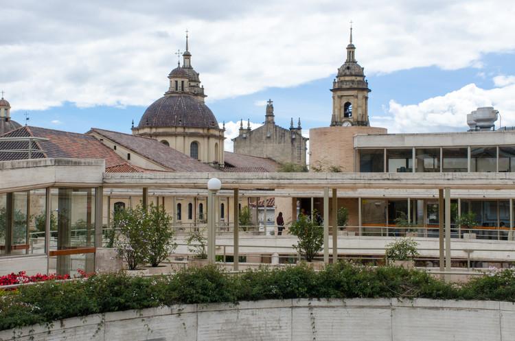 Centro Cultural García Márquez / Rogelio Salmona. Image © Alejandro Ojeda