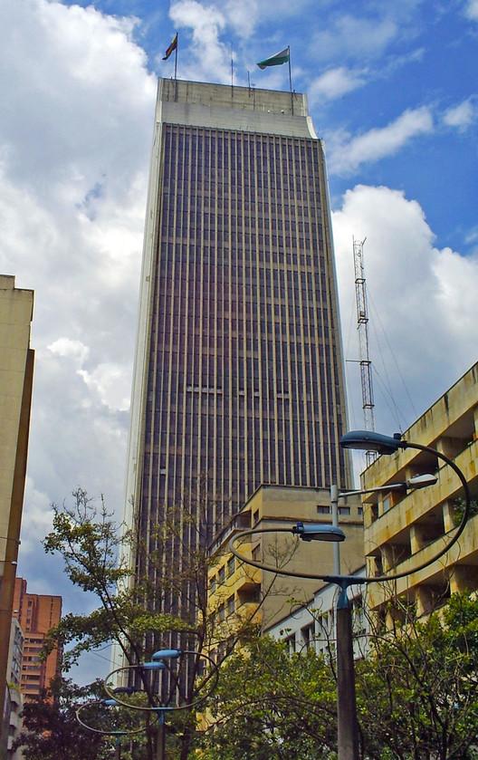 Centro Coltejer / Esguerra, Sáenz, Urdaneta y Samper. Image © SajoR [Wikimedia], bajo licencia CC BY-NC-ND 2.5
