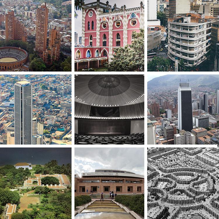 20 cl sicos de la arquitectura colombiana del siglo xx y for Arquitectos colombianos