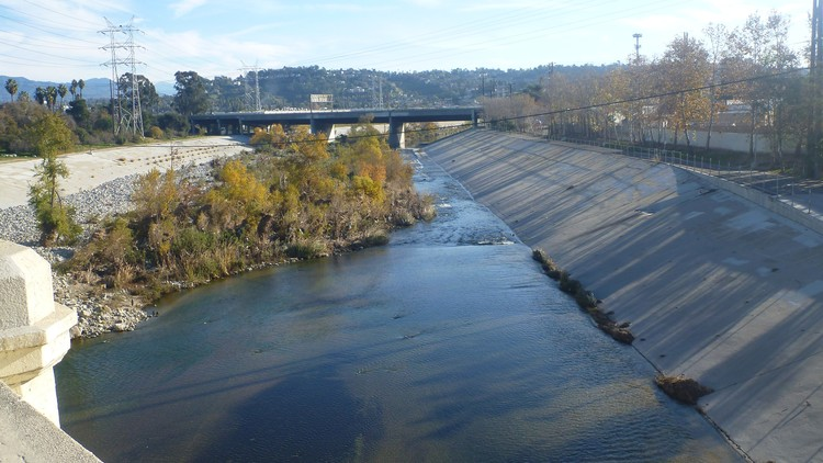 Gruen Associates, MLA and Oyler Wu Selected to Design 12-Mile Section of LA River Greenway, © Flickr user gcziko. Licensed under CC BY-NC 2.0