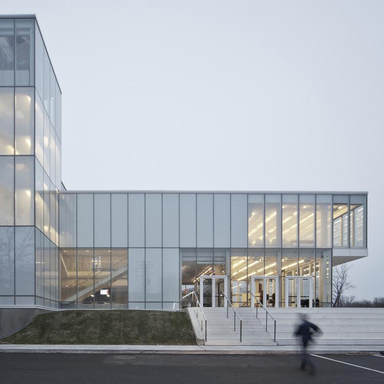 Museo de Arte Joliette / Les architectes FABG, © Steve Montpetit