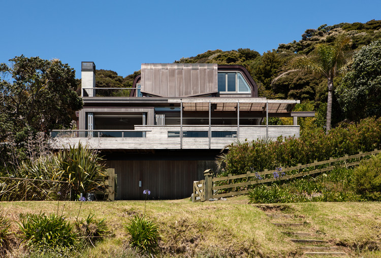 Rawhiti Bach / Studio Pacific Architecture, © Simon Devitt