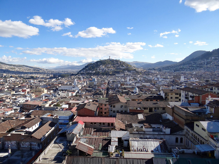 Quito, Ecuador. Image © Flickr Usuario: Fiorent Figon. Licencia CC BY-SA 2.0