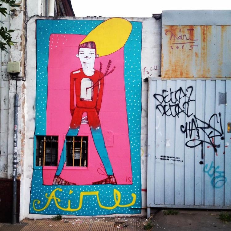 Facebook: Graffitimundo. Image vía Graffitimundo