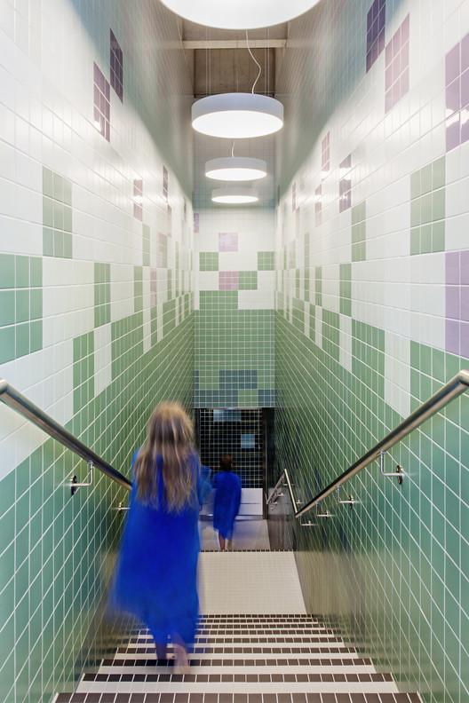 Swimming Pool Allmendli Illiz Architektur Archdaily