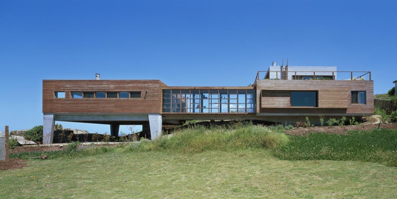 Galeria de casa la roca mathias klotz 2 for Casa la roca