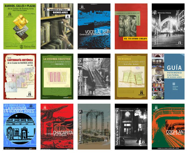41 libros sobre historia y patrimonio de la arquitectura argentina para descargar gratis