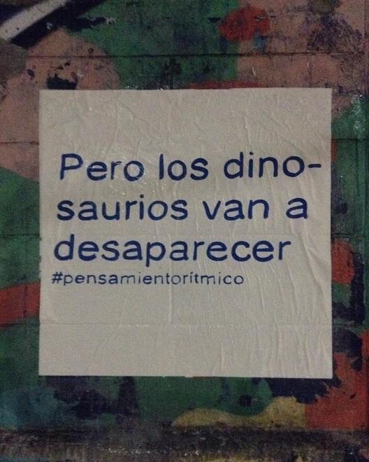Instagram: @pensamientoritmico. Image vía @pensamientoritmico