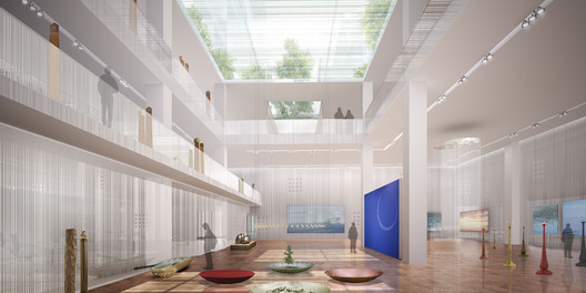 Courtesy of Nabil Gholam Architects