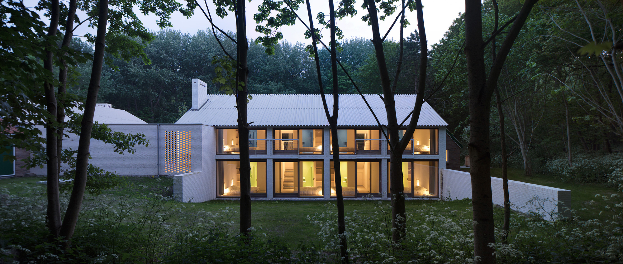 Gallery of house in the woods studio nauta 6 - The house in the woods ...