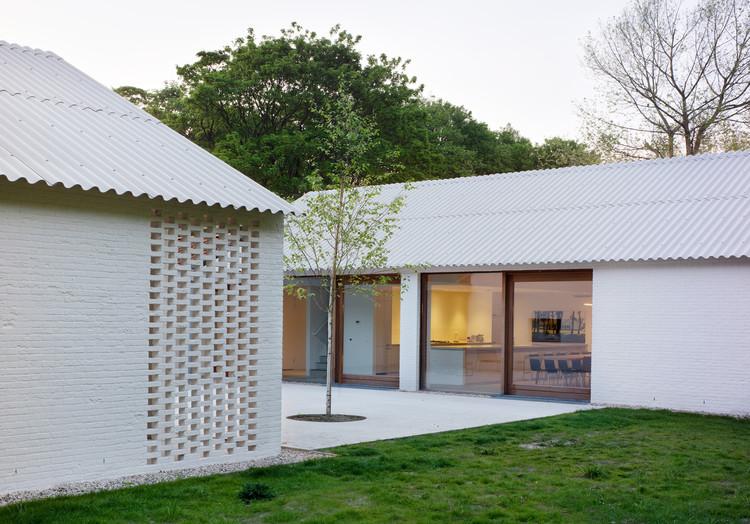 Casa en el Bosque / Studio Nauta, © Frank van der Salm