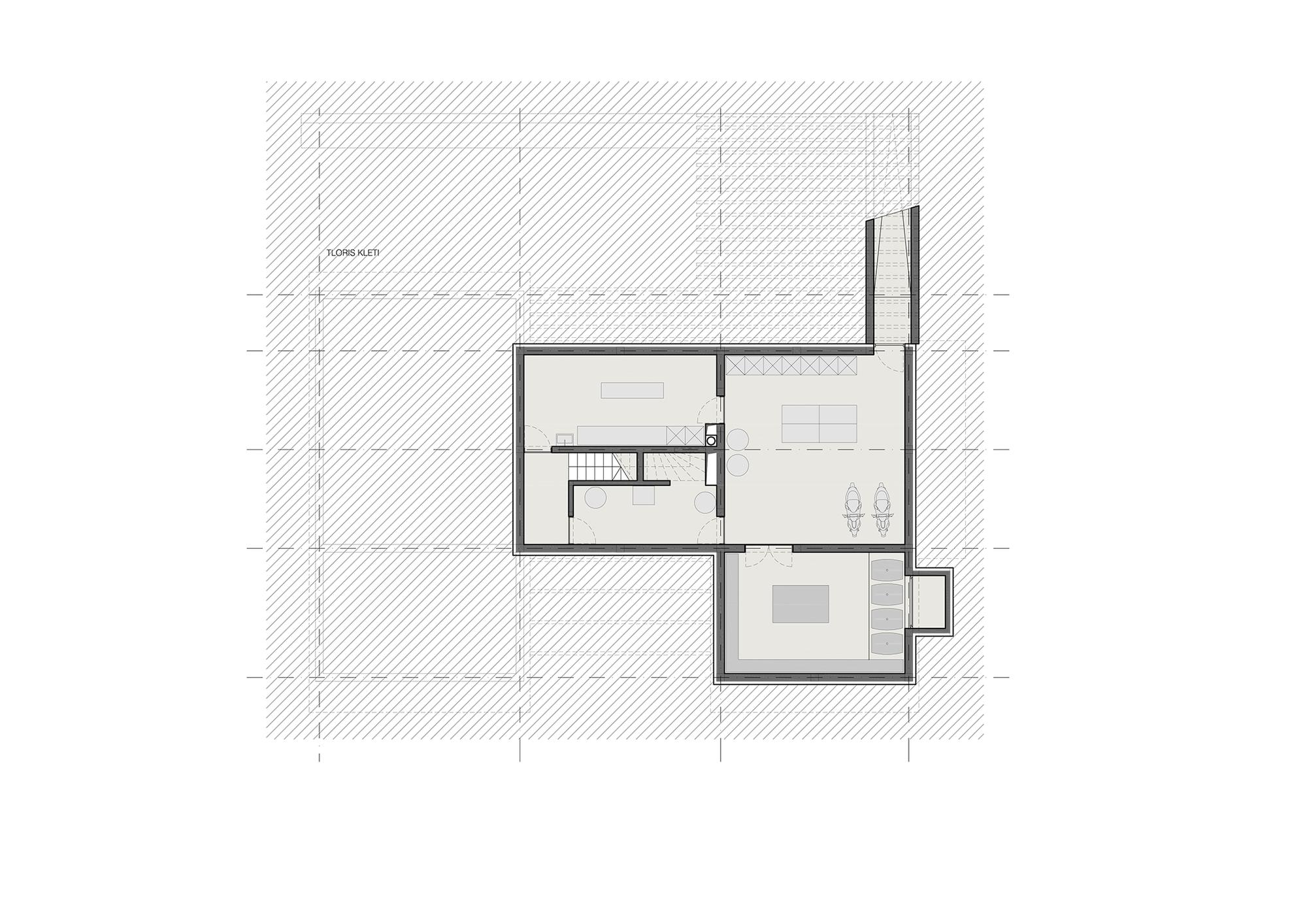 Galeria de Casa XL / SoNo Arhitekti - 20