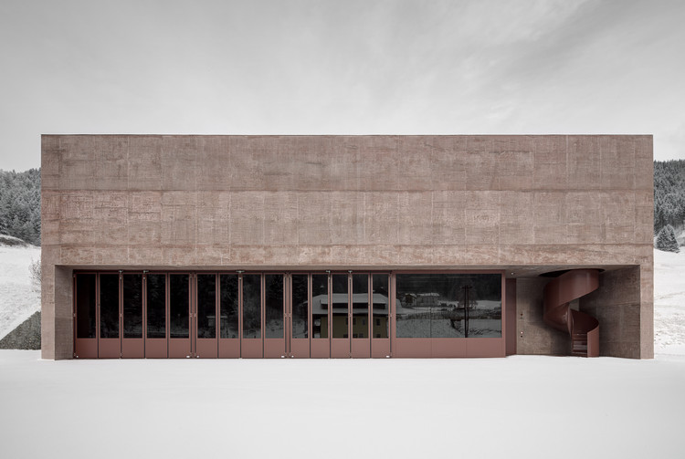 The Rose of Vierschach / Pedevilla Architects, © Gustav Willeit