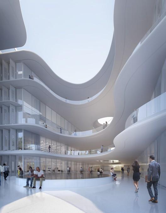Cortesía de Brandon Haw Architecture (BHA)