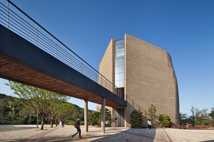 BUFS Chapel  / Architects Group RAUM + Nikken Sekkei, © Yoon Joon-hwan