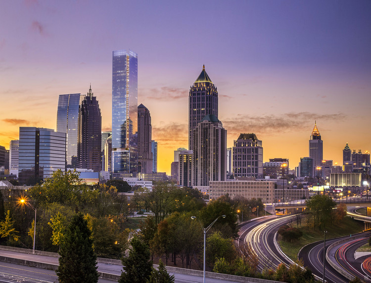Perkins+Will To Design Atlanta's Second Tallest Tower, Courtesy of Perkins+Will