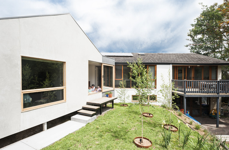 Doncaster House  / Inbetween Architecture, © Nick Stephenson