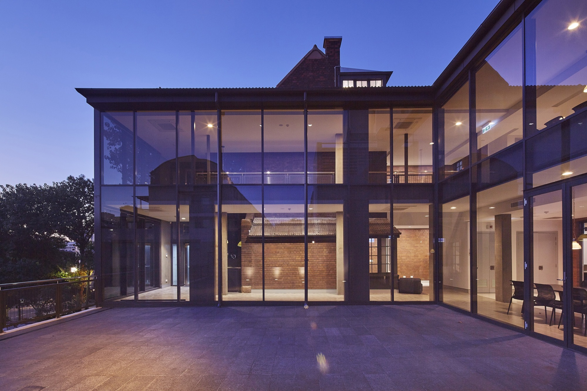 Fire Station architecture and design | ArchDaily