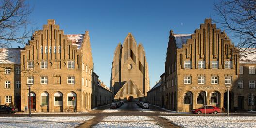 AD Classics: Grundtvig's Church / Peder Wilhelm Jensen-Klint