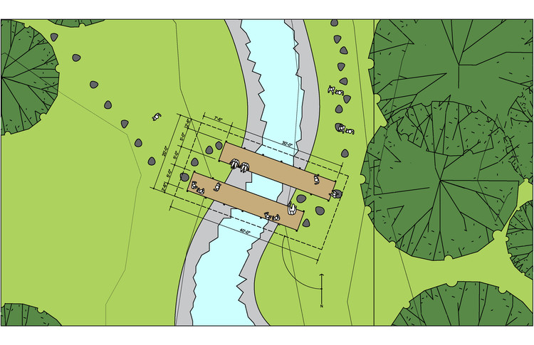 Site Plan. Image Courtesy of wHY