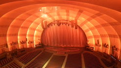 AD Classics: Radio City Music Hall / Edward Durell Stone & Donald Deskey