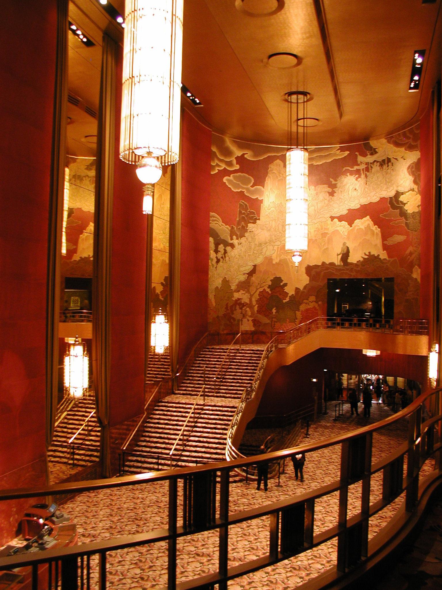 Radio City Hall Deco