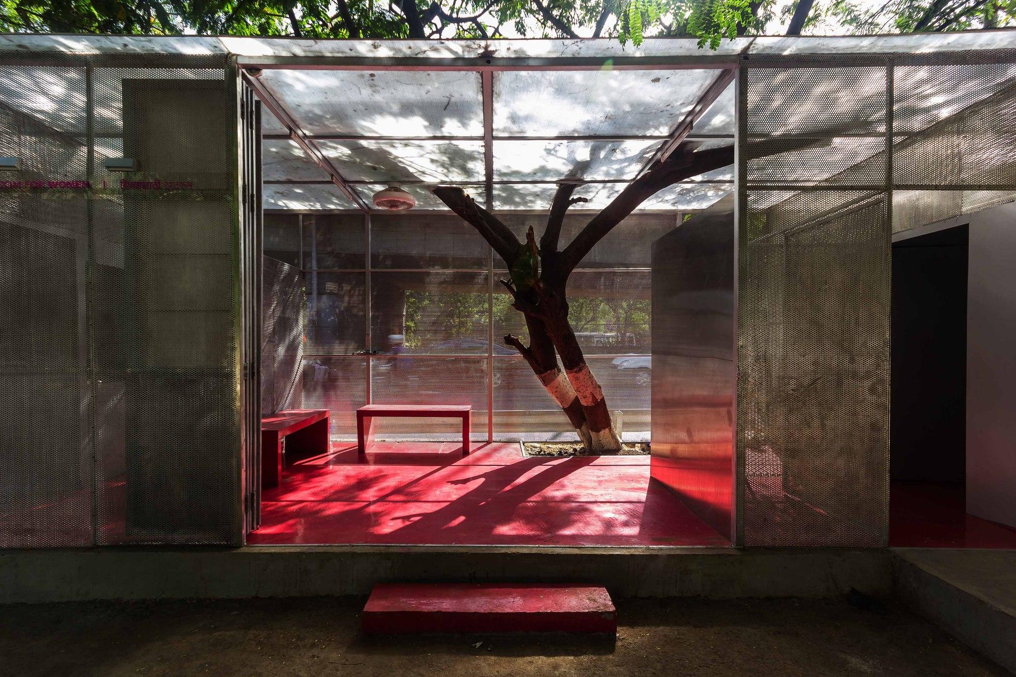 The Light Box Rohan Chavan Archdaily