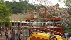 Clássicos da Arquitetura: Orquestra Mágica do SESC Itaquera / Teuba Arquitetura e Urbanismo