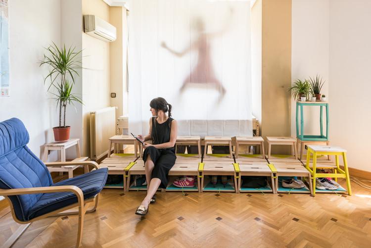 Home Back Home #03 Ana Mombiedro / Enorme Studio, © Javier de Paz García