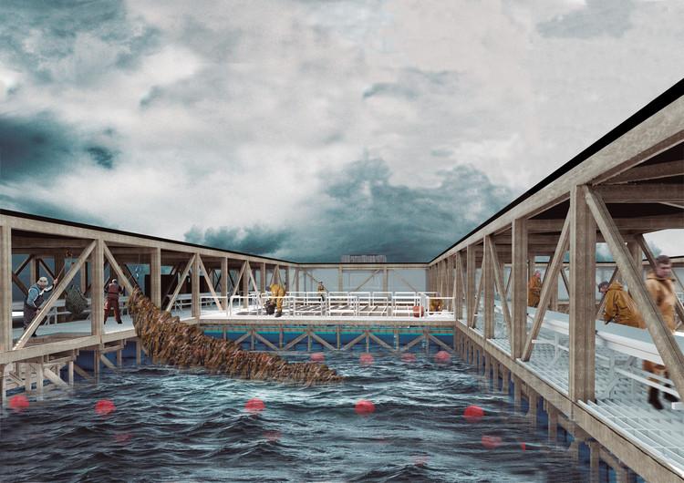 Granja Marina, uno de los 10 proyectos ganadores del CNPT 2016, © Sebastián Pezoa Opazo