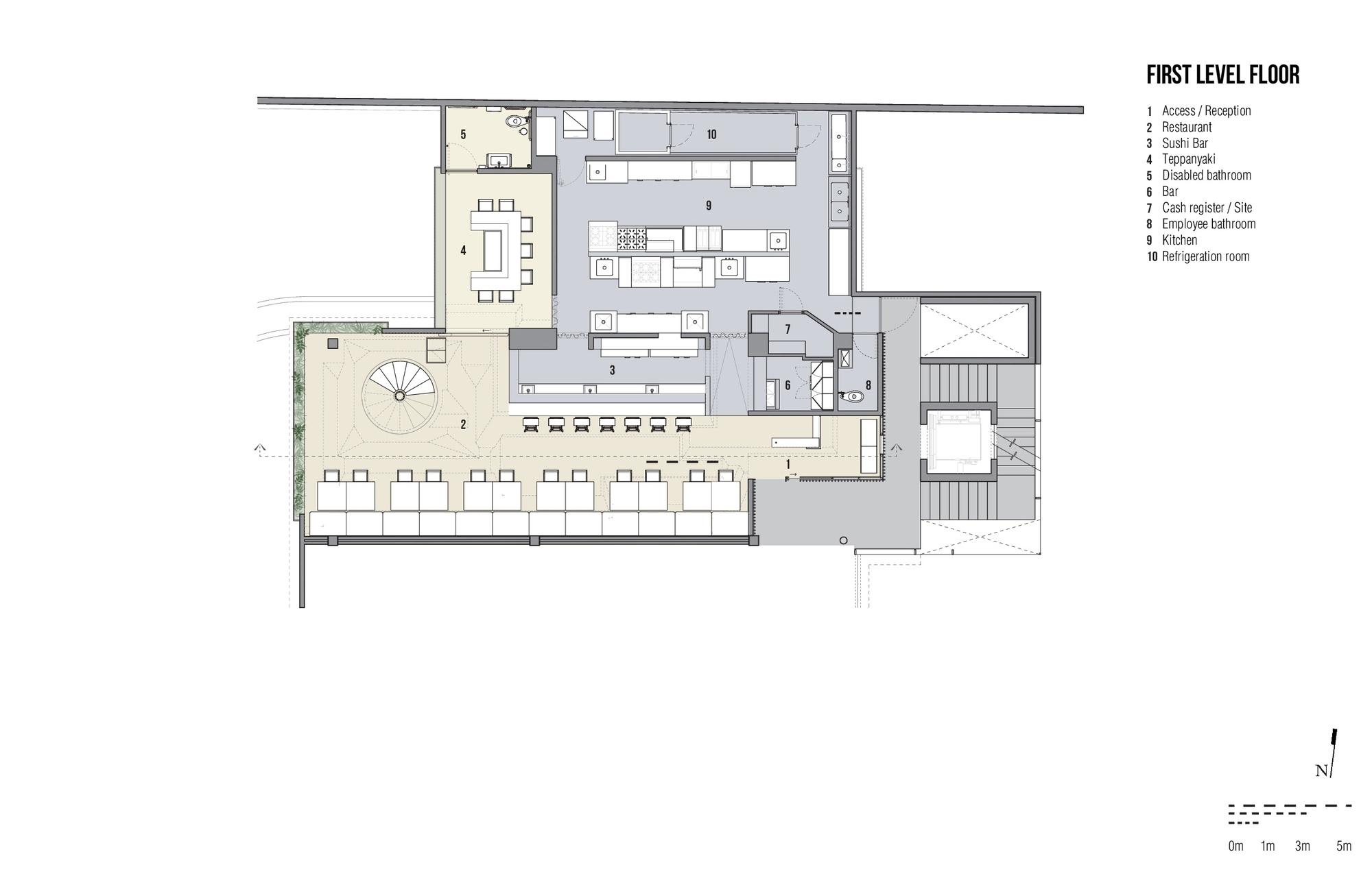 gallery of tori tori altavista esrawe studio rojkind first level floor plan