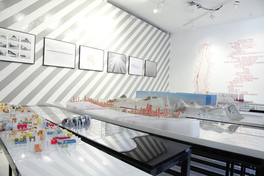 Manhattanisms: 30 Firms Envision New York City's Future Through Drawings and Models