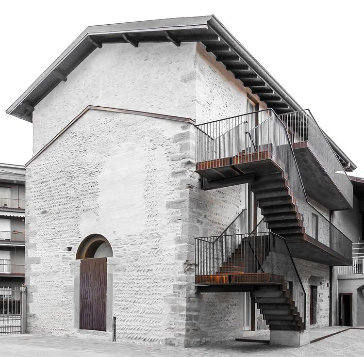 Restauración del Monasterio San Giuliano / CN10 architetti, © Gianluca Gelmini