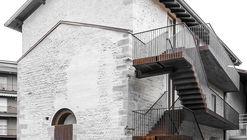 Monastery of San Giuliano Restoration / CN10 architetti
