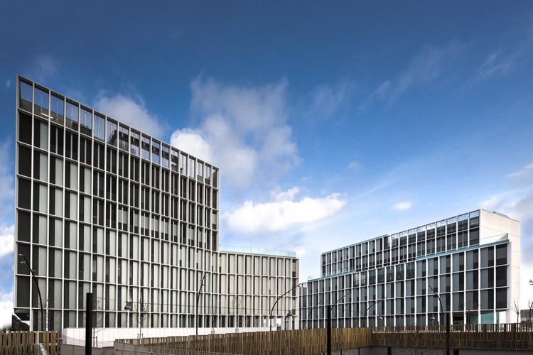 Edificio UPC  / Battle i Roig, © Wijkmark Photo