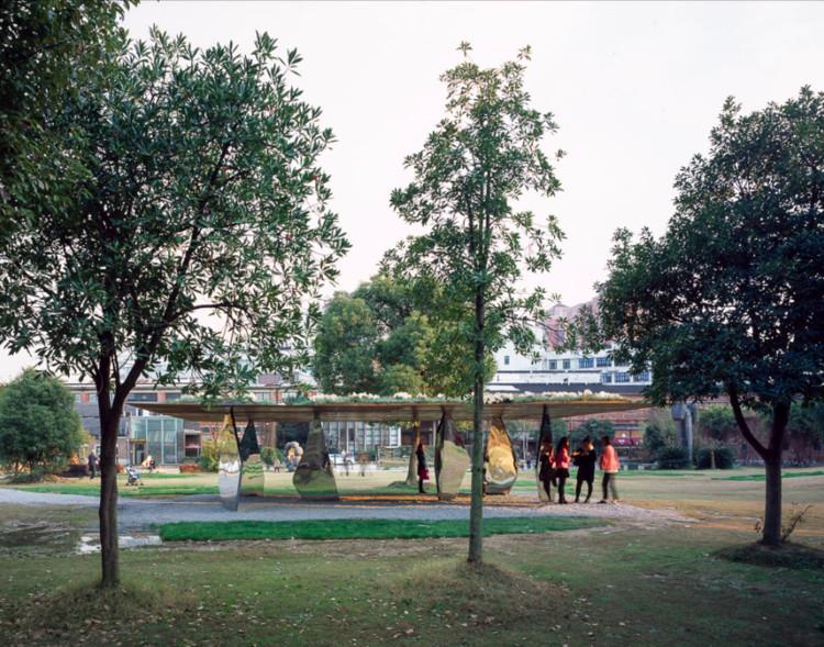 Pabellón Blossom / Atelier Deshaus, © Chen Hao - Zhou Dingqi
