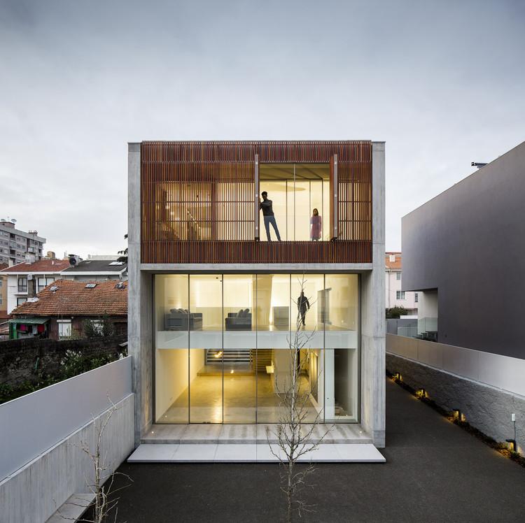 House in Bonfim /  AZO. Sequeira Arquitectos Associados, © Nelson Garrido