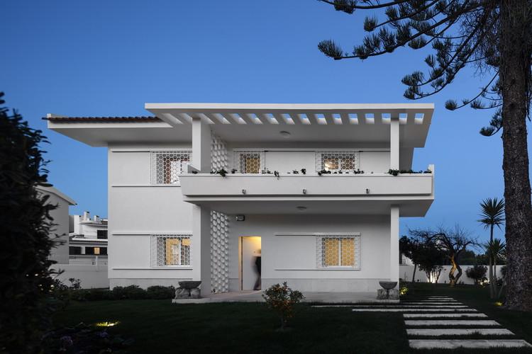 Casa oeiras jo o tiago aguiar arquitectos archdaily m xico for Casa fernando ciudad jardin